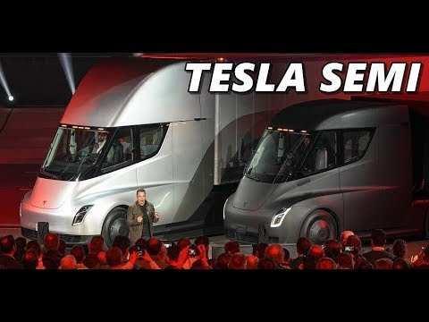 79 Best Review 2019 Tesla Semi Truck Picture for 2019 Tesla Semi Truck