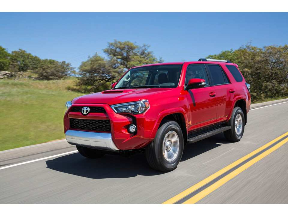 79 Best Review 2019 Toyota 4Runner Trd Pro Review Spy Shoot by 2019 Toyota 4Runner Trd Pro Review