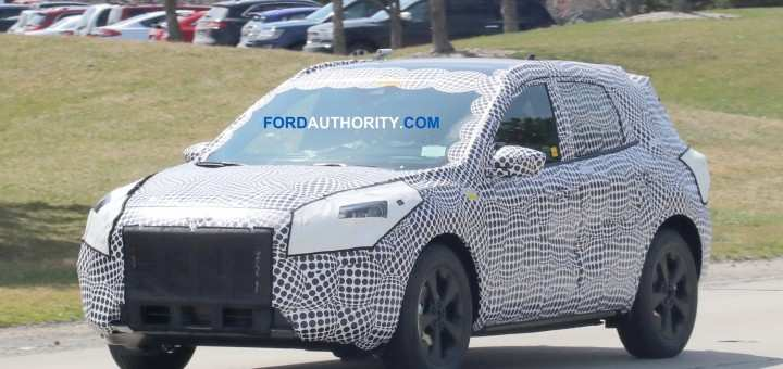 79 Best Review 2020 Ford Crossover Spy Shoot for 2020 Ford Crossover