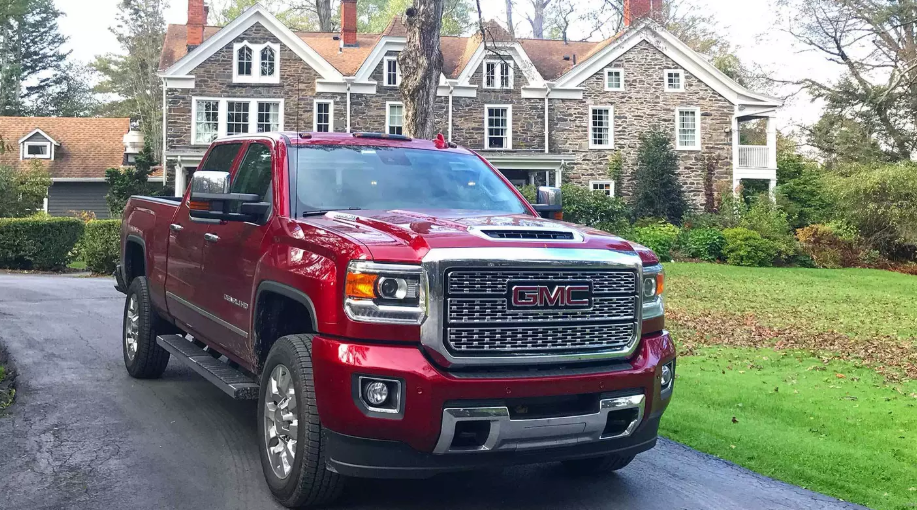 79 Best Review 2020 Gmc Sierra Denali Interior for 2020 Gmc Sierra Denali