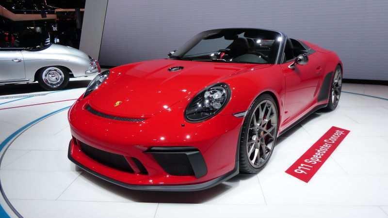 79 Best Review 2020 Porsche Speedster Redesign with 2020 Porsche Speedster