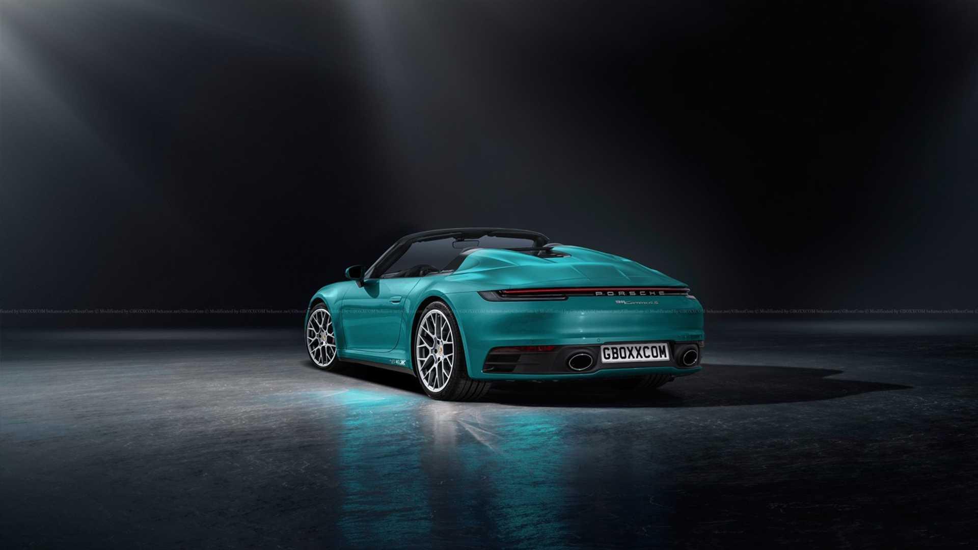 79 Best Review 2020 Porsche Speedster Rumors for 2020 Porsche Speedster