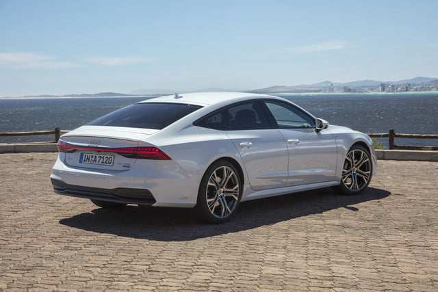 79 Concept of 2019 Audi A7 Dimensions Reviews with 2019 Audi A7 Dimensions