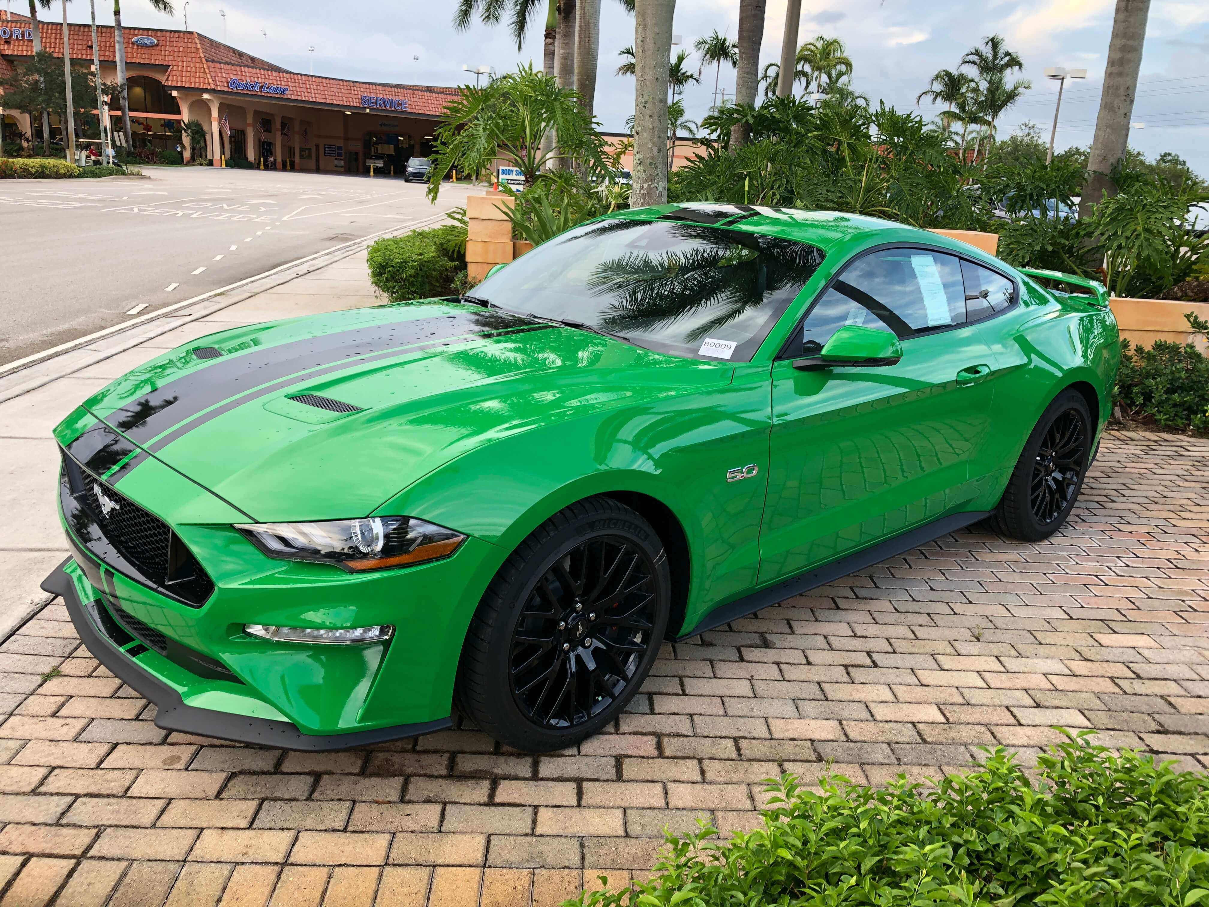 79 Concept of 2019 Ford Mustang Colors Performance by 2019 Ford Mustang Colors