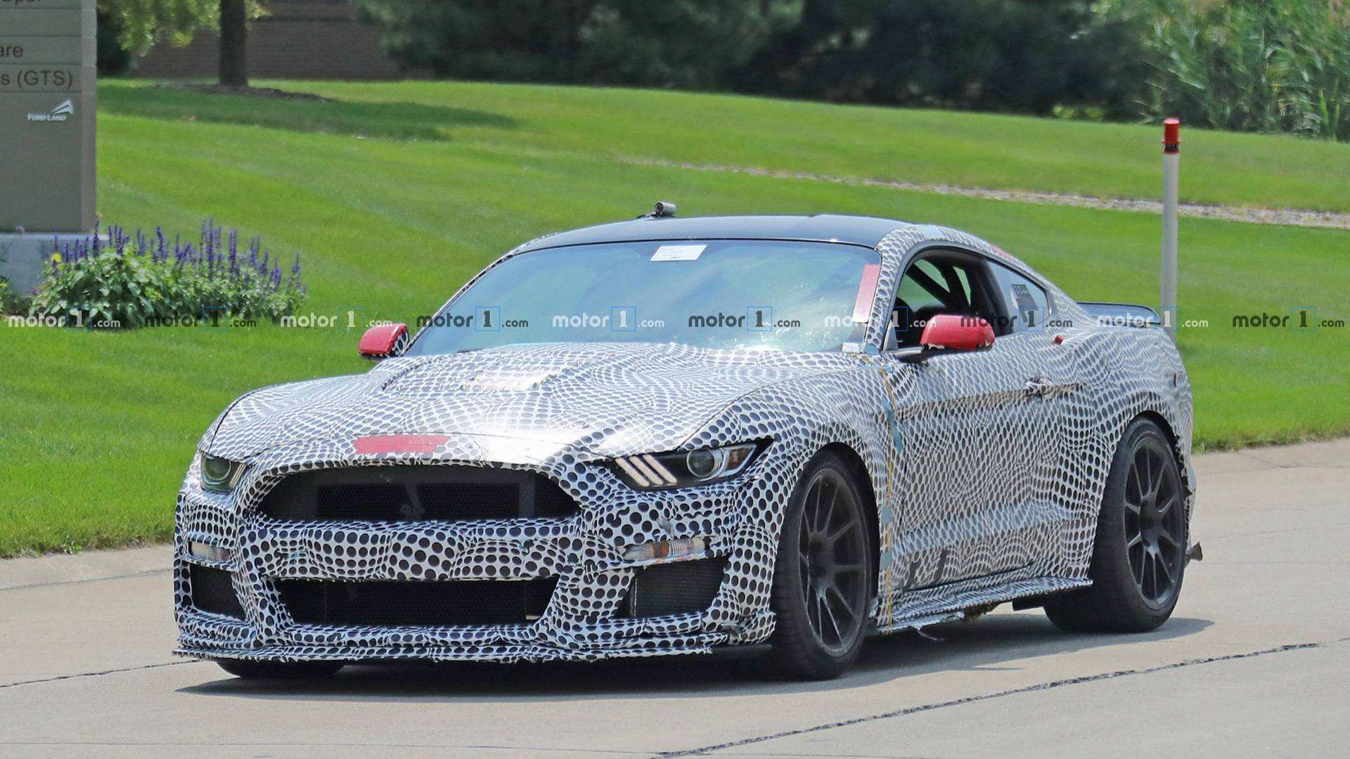 79 Concept of 2019 Ford Shelby Gt500 Performance and New Engine by 2019 Ford Shelby Gt500