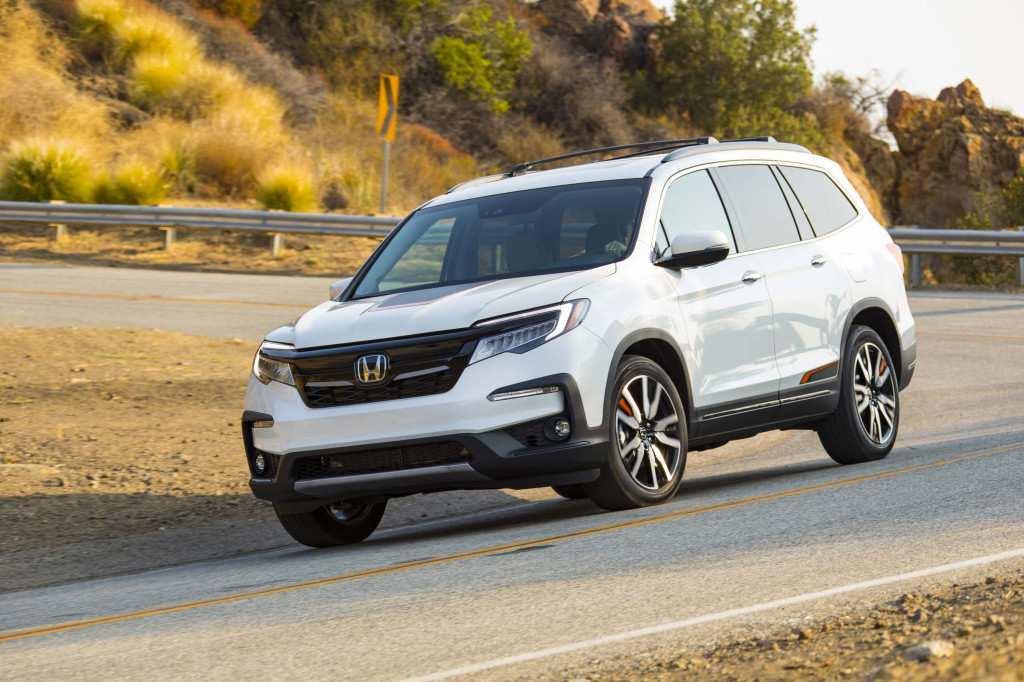 79 Concept of 2019 Honda Pilot News Pricing with 2019 Honda Pilot News