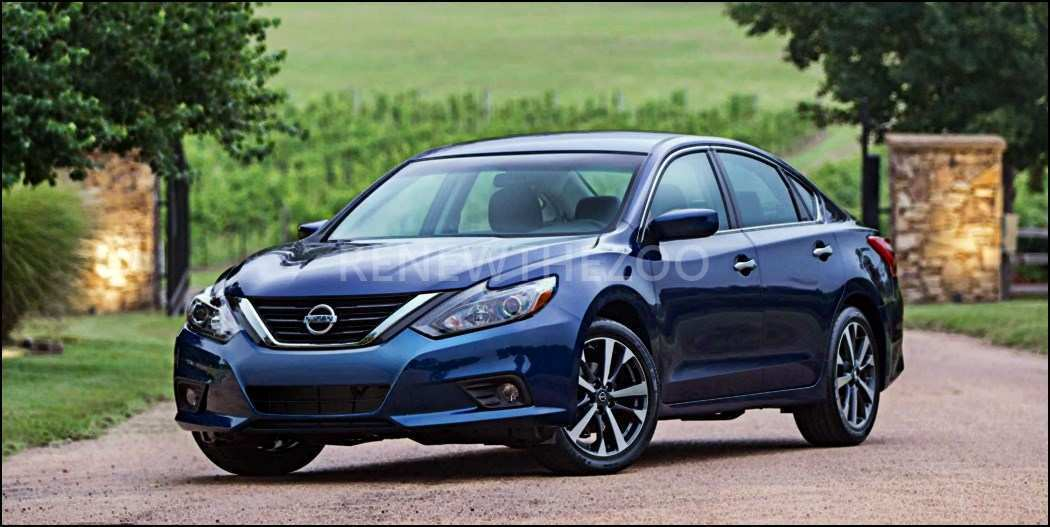 79 Concept of 2019 Nissan Altima Rendering Engine for 2019 Nissan Altima Rendering