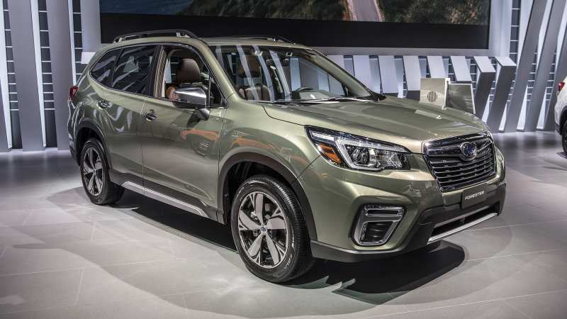 79 Concept of 2019 Subaru Forester Design Concept with 2019 Subaru Forester Design