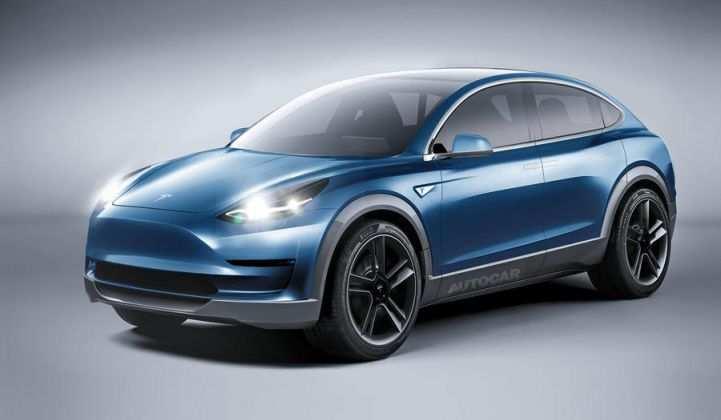 79 Concept of 2019 Tesla Model Y Spy Shoot by 2019 Tesla Model Y