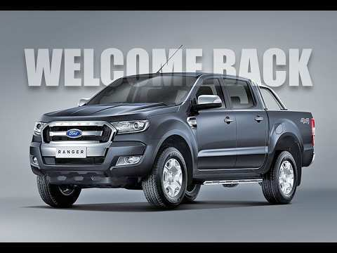 79 Concept of F2019 Ford Ranger Release with F2019 Ford Ranger