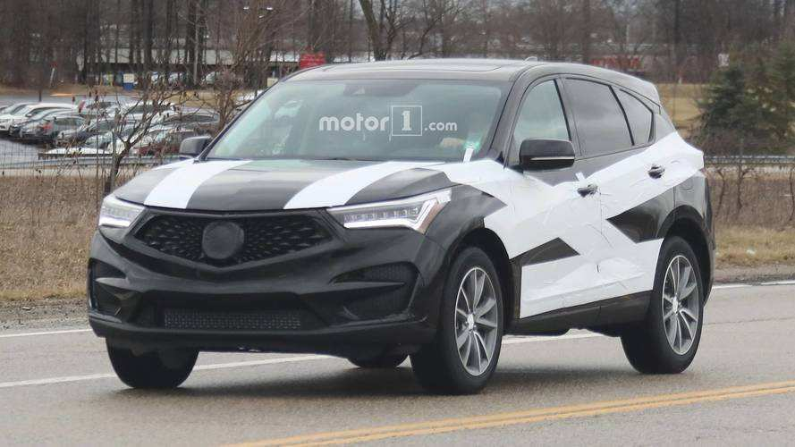 79 Gallery of 2019 Acura Rdx Spy Photos Overview by 2019 Acura Rdx Spy Photos