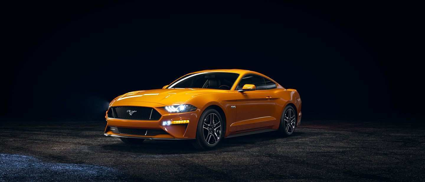 79 Gallery of 2019 Ford Mustang Colors History for 2019 Ford Mustang Colors