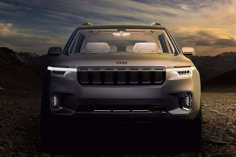 79 Gallery of 2019 Jeep 7 Passenger Reviews with 2019 Jeep 7 Passenger