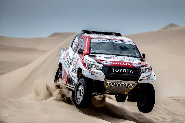 79 Gallery of 2019 Toyota Dakar Engine with 2019 Toyota Dakar