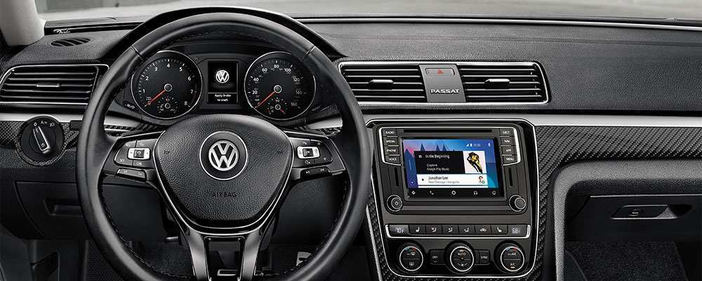 79 Gallery of 2019 Volkswagen Passat Interior Picture with 2019 Volkswagen Passat Interior
