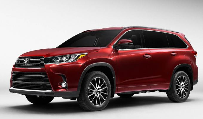 79 Gallery of 2020 Toyota Highlander Concept Model for 2020 Toyota Highlander Concept