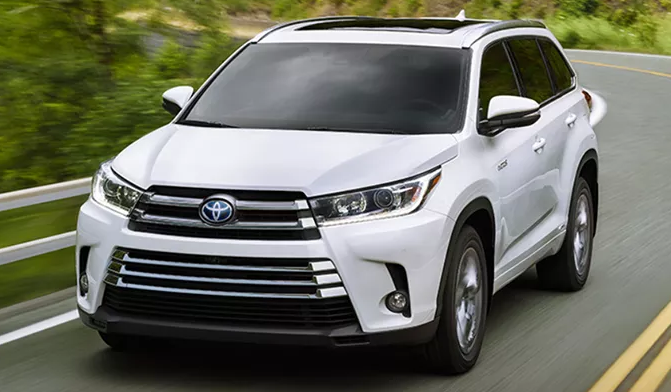 79 Gallery of 2020 Toyota Kluger Redesign by 2020 Toyota Kluger