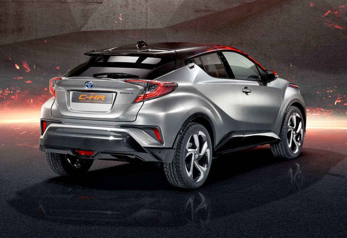 79 Gallery of 2020 Toyota Suv Exterior with 2020 Toyota Suv