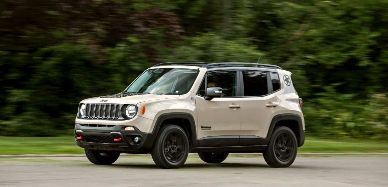 79 Gallery of Jeep Renegade 2020 Specs for Jeep Renegade 2020