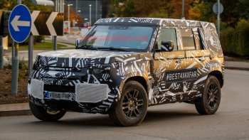 79 Gallery of New Land Rover Defender 2020 Specs by New Land Rover Defender 2020