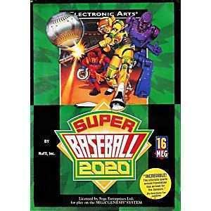 79 Gallery of Super Baseball 2020 Sega Genesis Engine by Super Baseball 2020 Sega Genesis