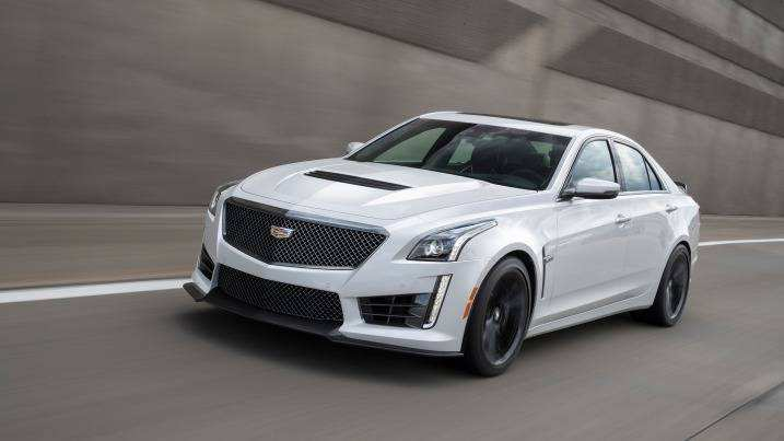 79 Great 2019 Cadillac Cts V Coupe Exterior and Interior with 2019 Cadillac Cts V Coupe