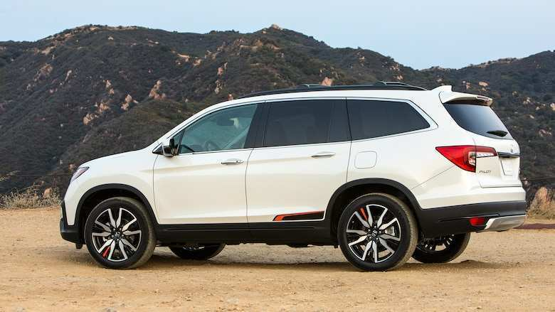 79 Great 2019 Honda Pilot Configurations by 2019 Honda Pilot