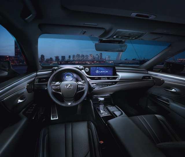 79 Great 2019 Lexus Es Hybrid Review for 2019 Lexus Es Hybrid