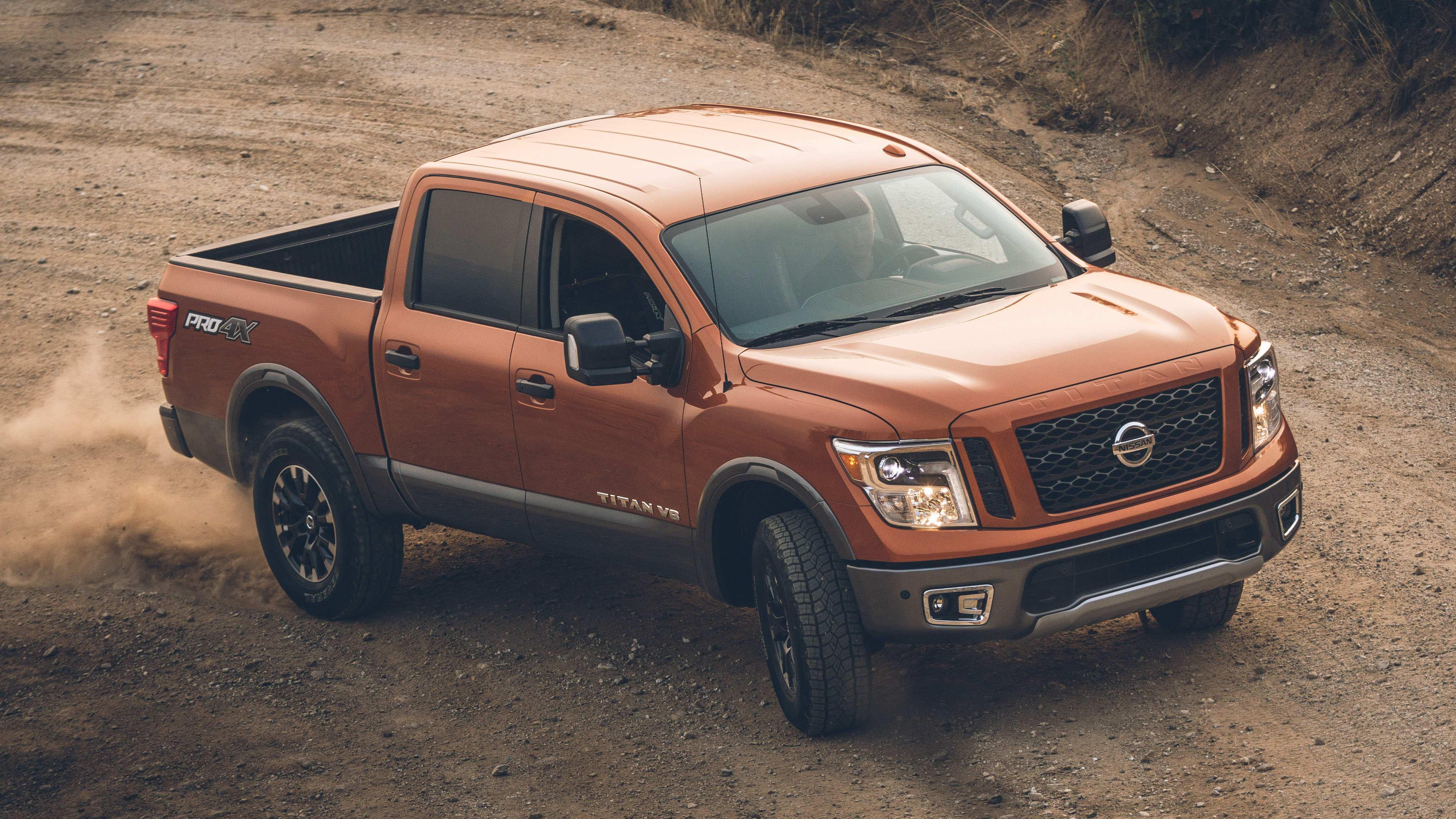 79 Great 2019 Nissan Titan Release Date Rumors by 2019 Nissan Titan Release Date