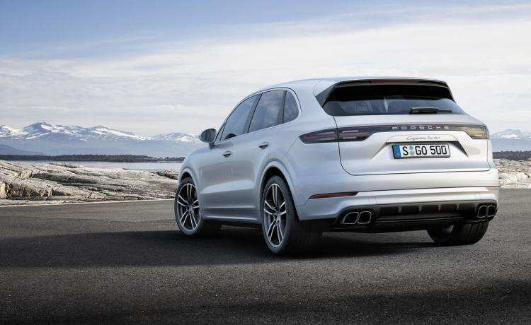 79 Great 2019 Porsche Cayenne First Look Overview for 2019 Porsche Cayenne First Look