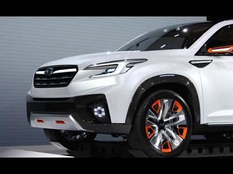 79 Great 2019 Subaru Outback Redesign Style by 2019 Subaru Outback Redesign