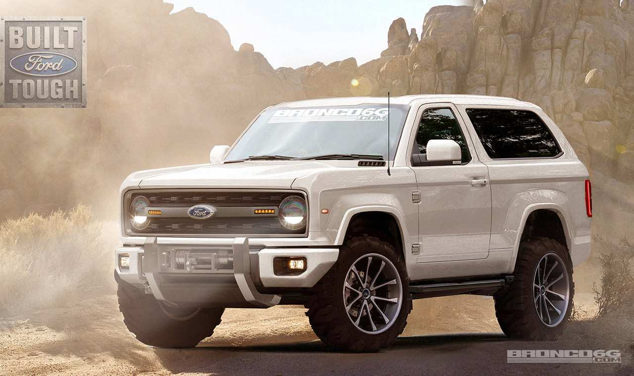 79 Great 2020 Ford Bronco Look Picture with 2020 Ford Bronco Look