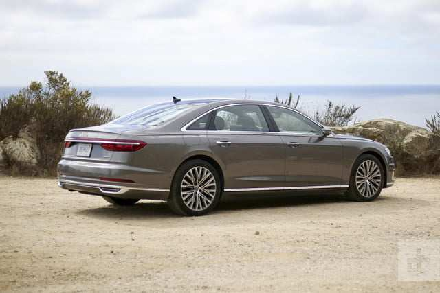 79 New 2019 Audi A8 Debut History by 2019 Audi A8 Debut