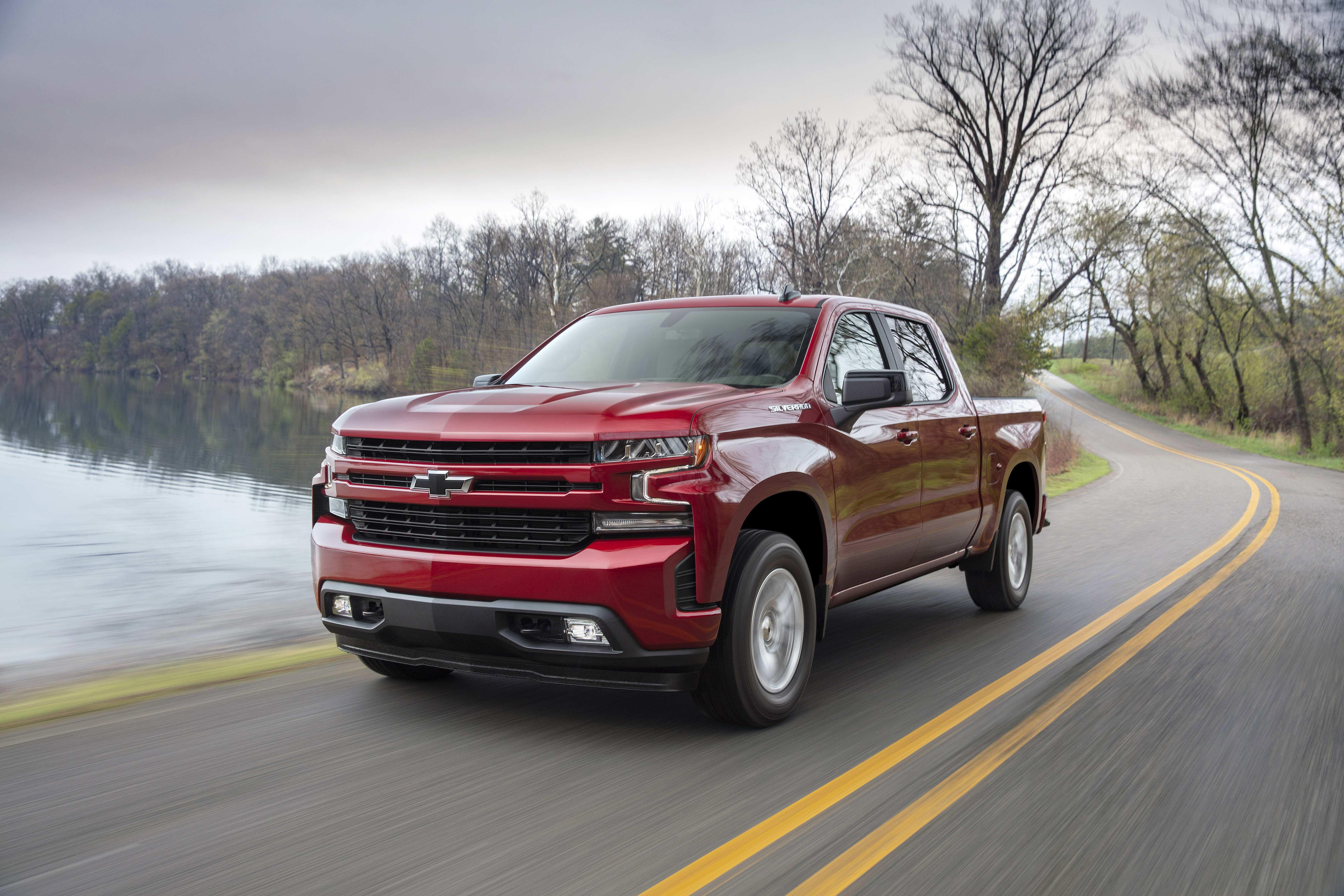 79 New 2019 Chevrolet 1500 Redesign for 2019 Chevrolet 1500