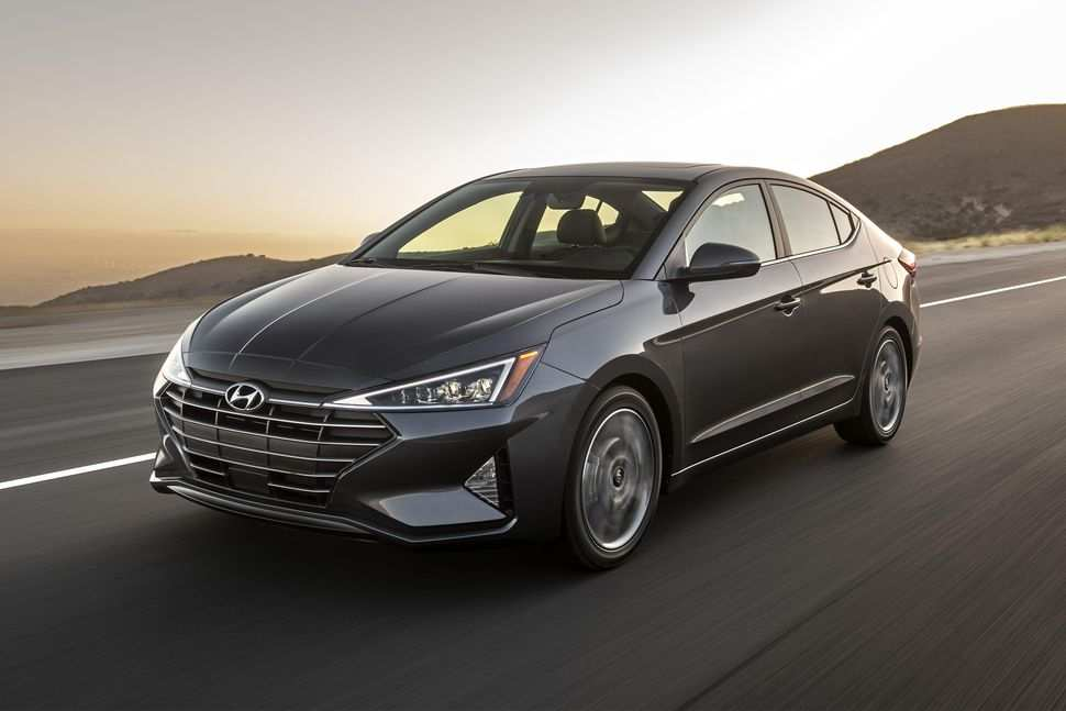 79 New 2019 Hyundai Elantra Sport Release Date with 2019 Hyundai Elantra Sport
