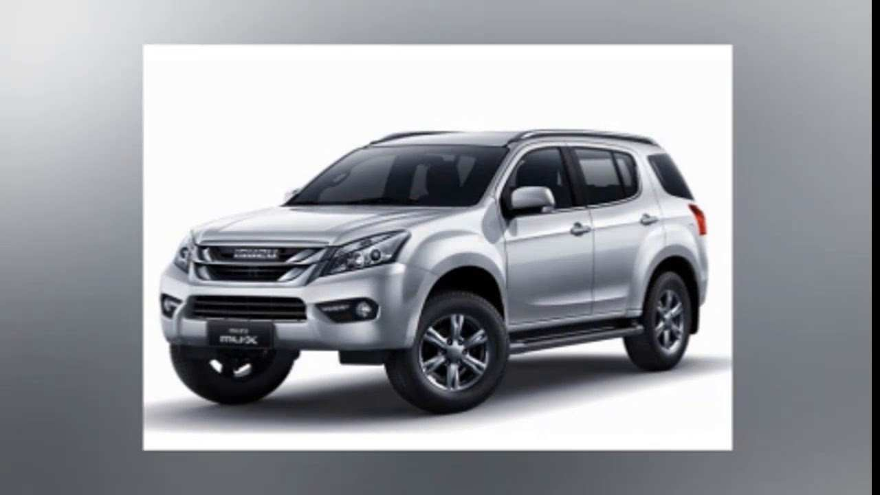 79 New 2019 Isuzu Trooper Configurations with 2019 Isuzu Trooper