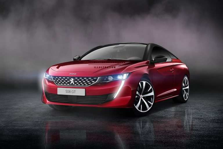 79 New Peugeot Coupe 2019 Photos by Peugeot Coupe 2019