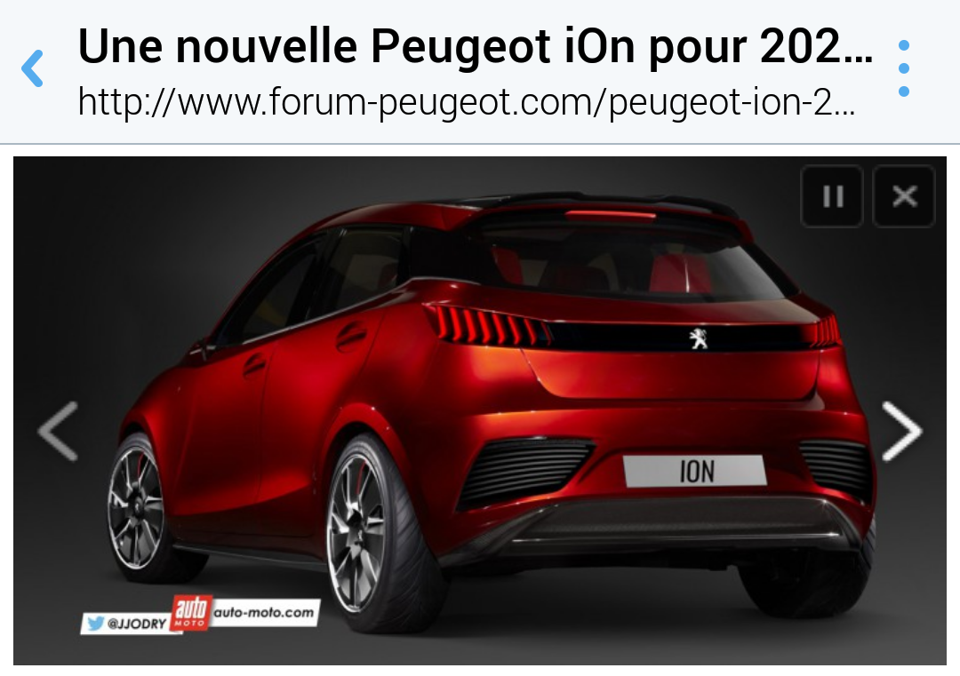 79 New Peugeot Ion 2020 Exterior and Interior by Peugeot Ion 2020