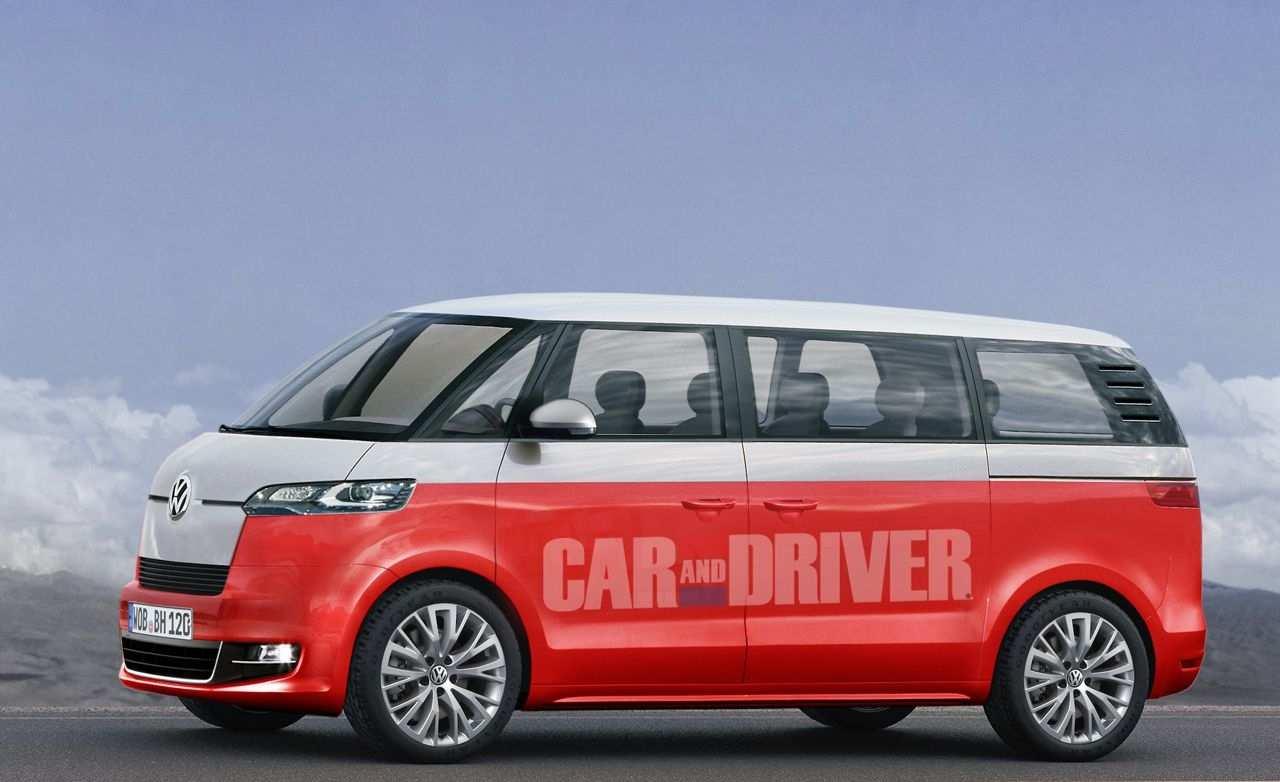 79 New Volkswagen Minivan 2020 History by Volkswagen Minivan 2020
