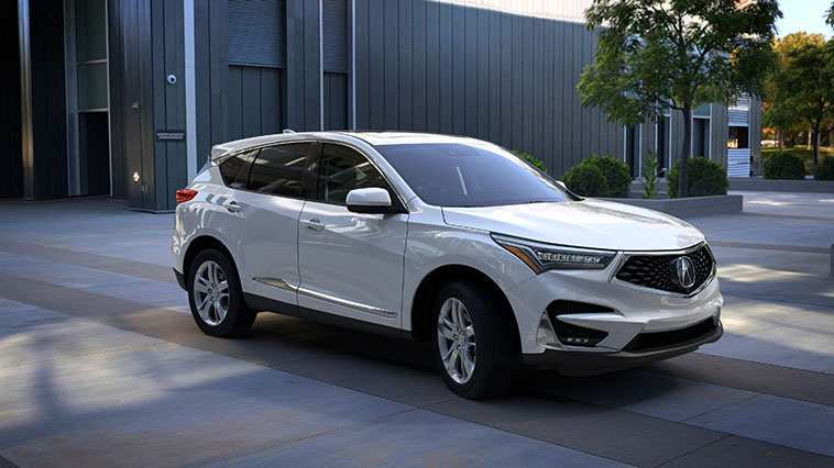 79 The 2019 Acura Suv Exterior with 2019 Acura Suv