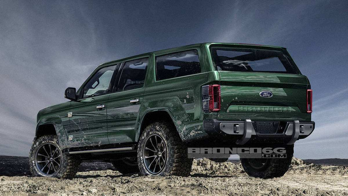 79 The 2019 Ford Bronco Pictures Overview with 2019 Ford Bronco Pictures
