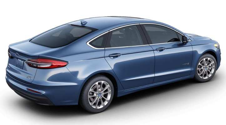 79 The 2019 Ford Hybrid Cars Price by 2019 Ford Hybrid Cars