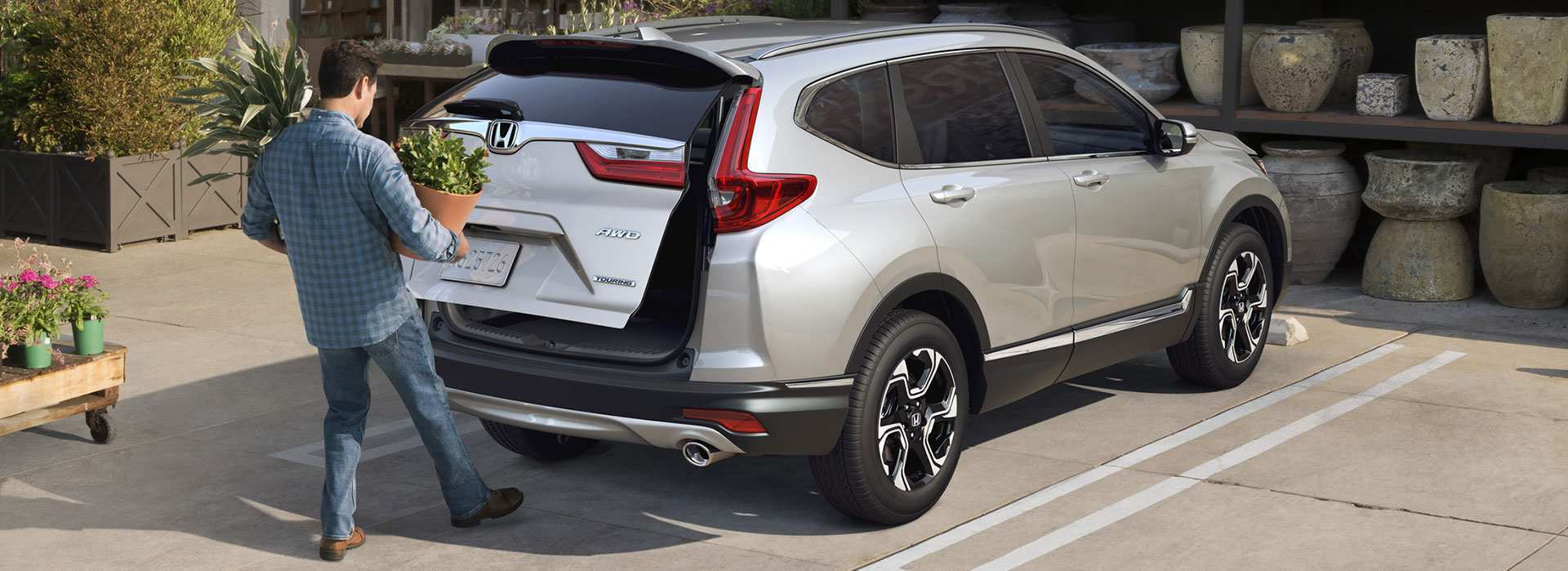 79 The 2019 Honda Touring Crv Style for 2019 Honda Touring Crv