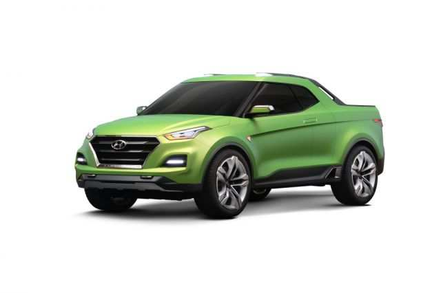 79 The 2019 Hyundai Pickup Truck Redesign and Concept by 2019 Hyundai Pickup Truck