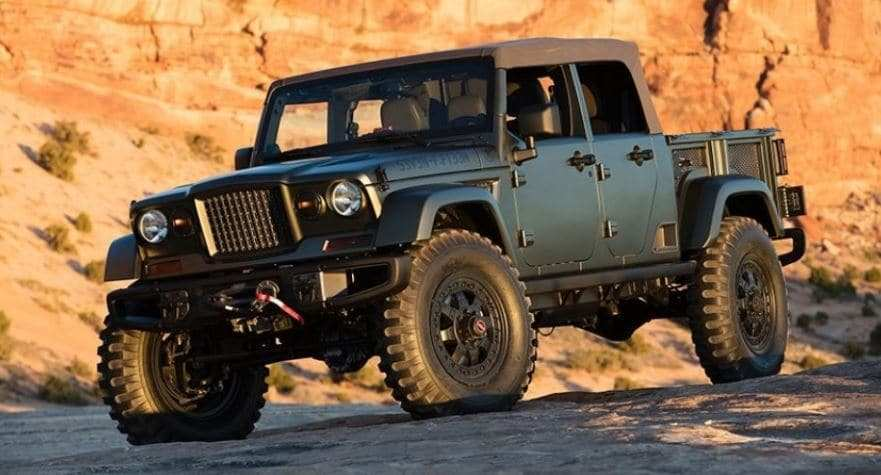 79 The 2019 Jeep Vehicles Redesign for 2019 Jeep Vehicles