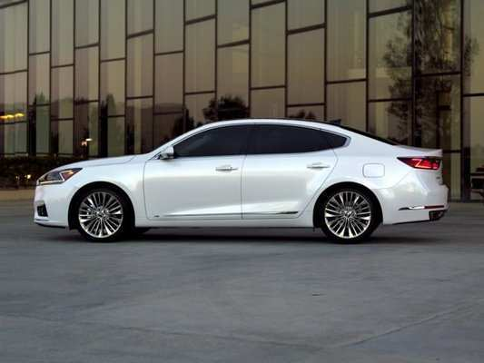 79 The 2019 Kia Cadenza Price and Review by 2019 Kia Cadenza