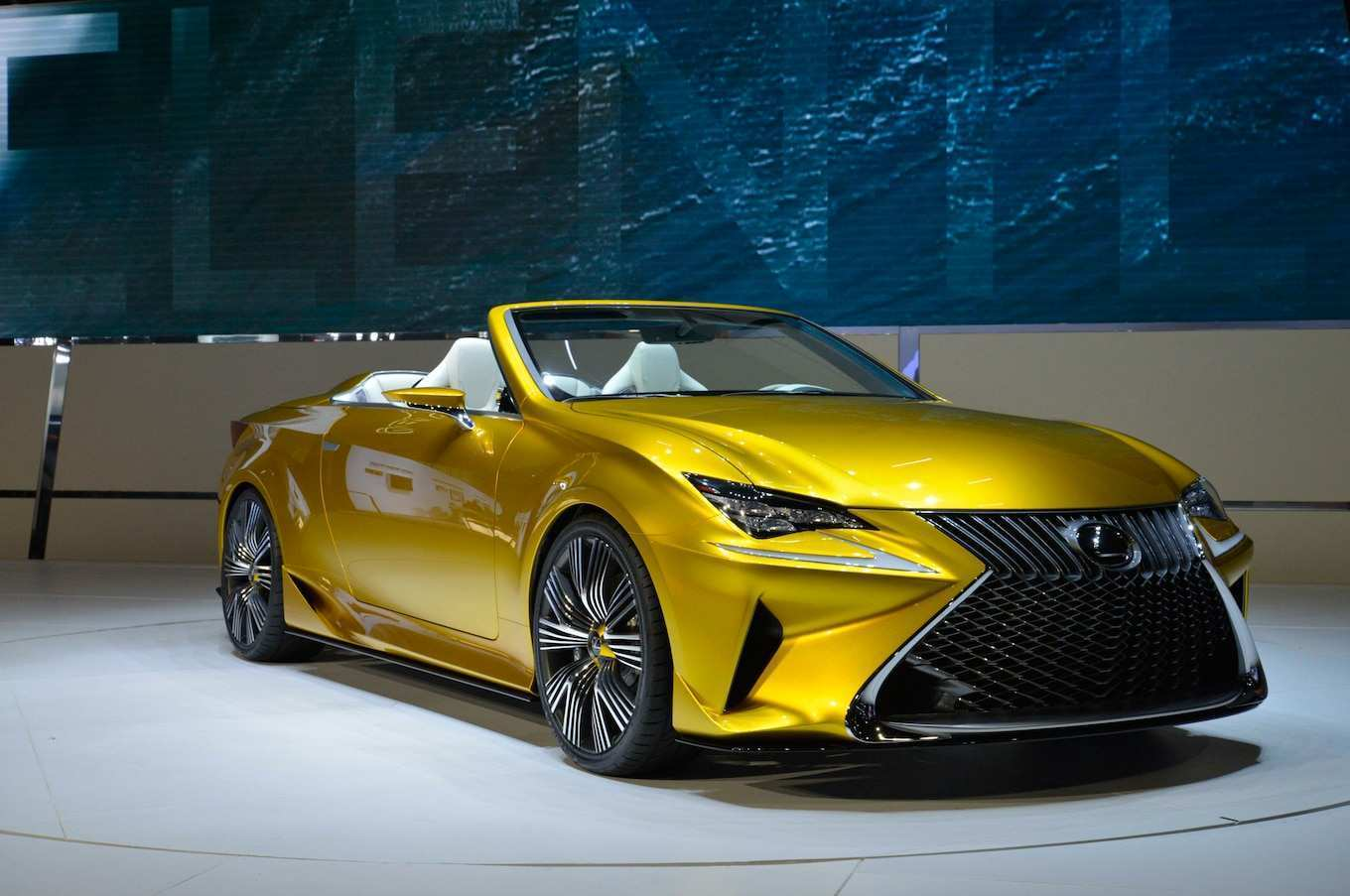 79 The 2019 Lexus Convertible Price and Review by 2019 Lexus Convertible