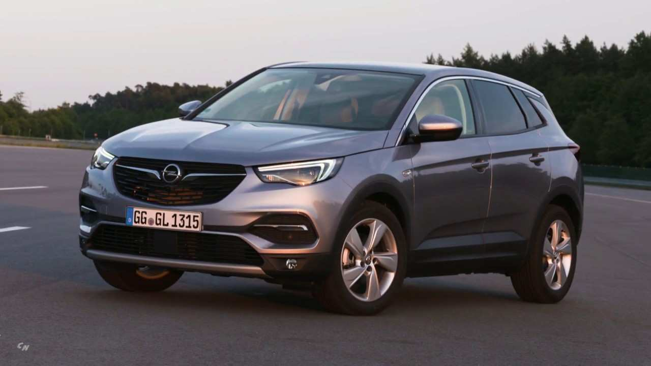 79 The 2019 Opel Suv Model with 2019 Opel Suv