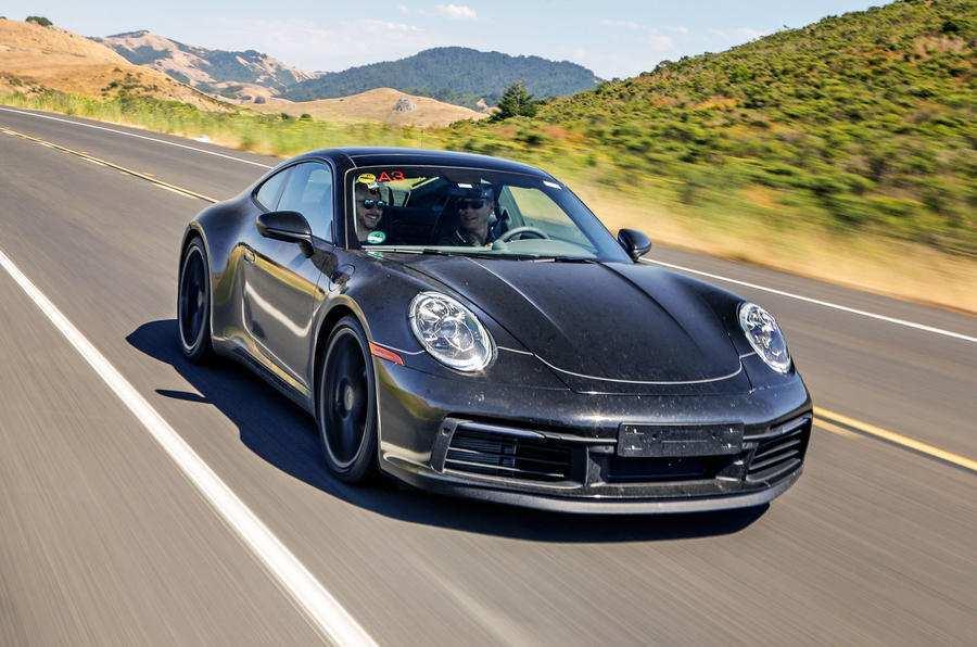 79 The 2019 Porsche Supercar Speed Test with 2019 Porsche Supercar