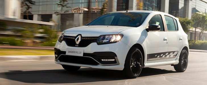 79 The 2019 Renault Sandero Configurations by 2019 Renault Sandero